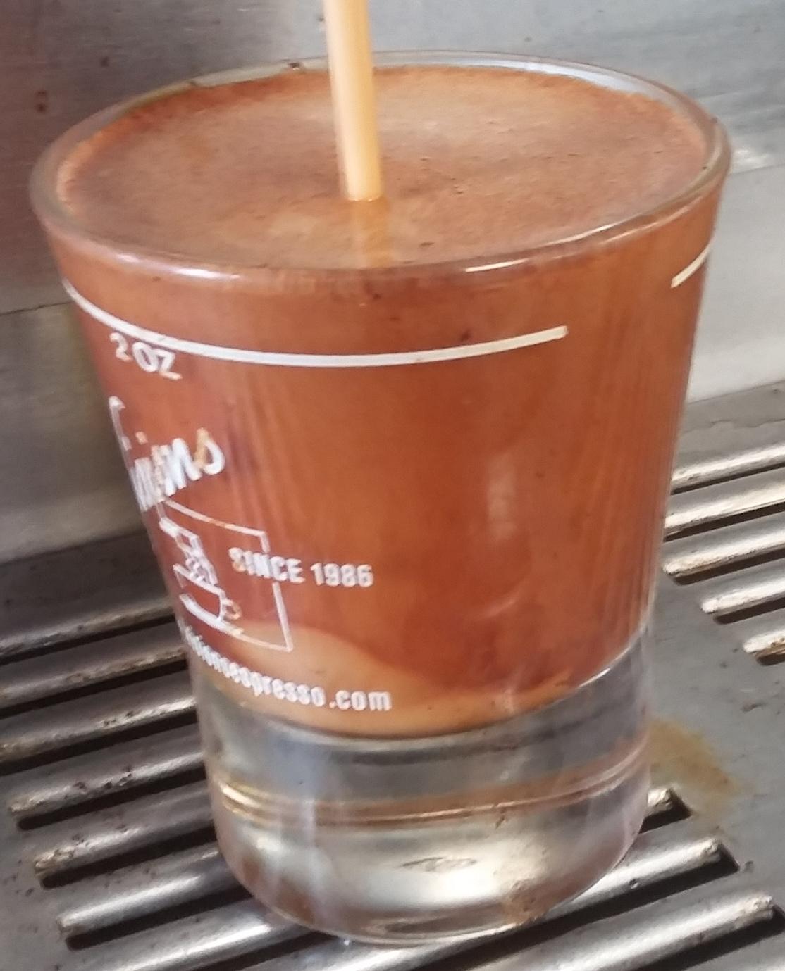 creama, espresso, cappuccino, latte, mocha,