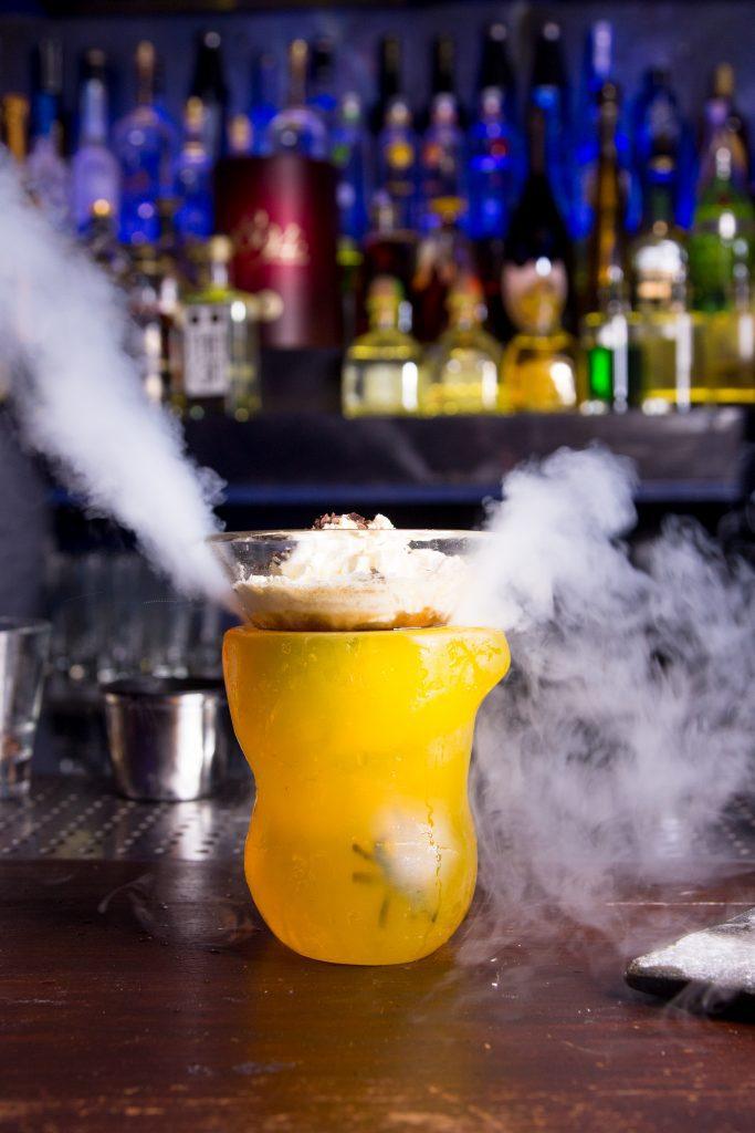#ravennitrocoffee #nitrocoffee #coffeecocktail #espressomartini #martini #mixology #mixologist #London #bar #barlife #cocktailoftheday #cocktailporn