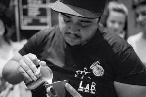 #espresso #latteart #coffee #londoncoffee #ravennitrocoffee #londoncoffeelove